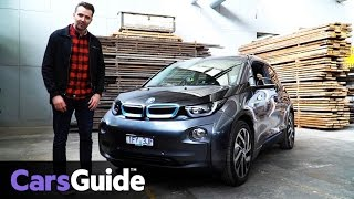 Download BMW i3 94Ah 2016 review   first drive video Video
