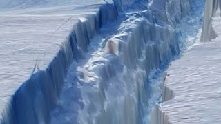 Download Antarctic Continent is Splitting in Half- Strange Events Detected Worldwide Video