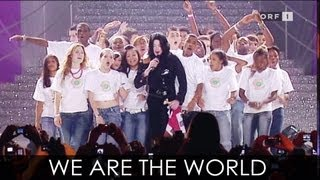 Download Michael Jackson - ″We Are The World″ live at World Music Awards 2006 - HD Video