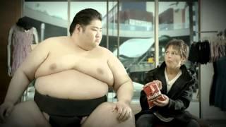 Download Doritos Sumo Ad Video