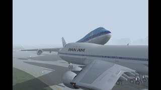 Download FS2004 - Crash of the Century (Tenerife Airport Disaster) Video