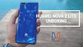 Download Huawei Nova 2 Lite Unboxing and Hands-on Video
