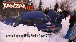 Download Arctic Rally 2017 Shake Down Video