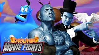 Download Cast Aladdin's Live Action Genie! - DRUNK MOVIE FIGHTS!! Video