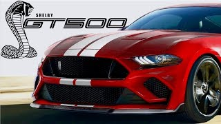 Download 2019 Shelby GT500 LEAKED! (5.2L Supercharger & What We Know) Video