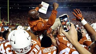 Download Texas, IS BACK FOLKS! - Texas vs. Notre Dame 2016: A Game to Remember Video