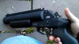 Download 37mm flare gun/grenade launcher Video