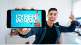 Download BEST CYBER MONDAY TECH DEALS - 2016 Video