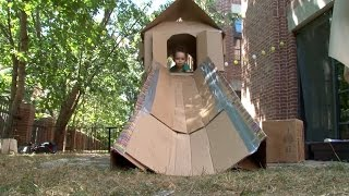 Download Cardboard Playhouse | Design Squad Video