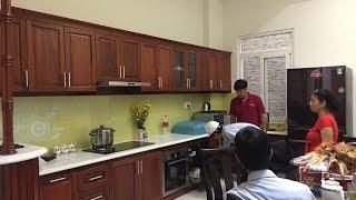 Download CHITHACONST - Nội thất Bếp ăn nhà ở gia đình | Kiến trúc phòng bếp nhà phố Video
