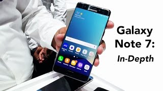 Download Galaxy Note 7: In-Depth Look! (Initial Review) Video
