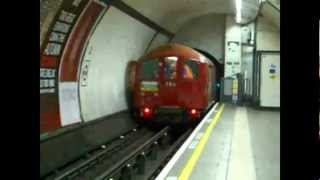 Download 1938 Tube Stock vs 1959 Tube Stock (London Underground) Video