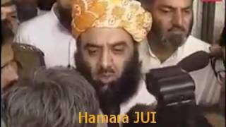 Download Jeway Azeem Ledar Maulana Fazal Ur Rehaman Old Pashto Nazam JUI Video
