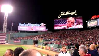 Download Fenway Park World Series Fly over 2013 Video