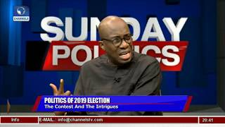 Download Atiku Is The Man Nigeria Is Waiting For - Segun Sowunmi |Politics Today| Video