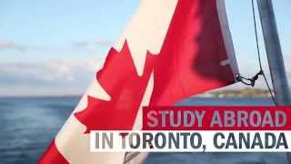 Download Study Abroad in Toronto, Canada Video