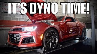 Download Procharged ZL1 Hits The Dyno for BIG NUMBERS on Just 93 Octane! Video