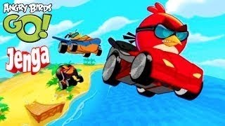 Download Angry Birds GO! Jenga All Characters Unlocked Video