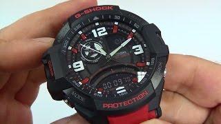 Download Casio - G-Shock GA-1000-4BER review Video