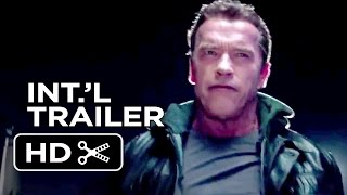 Download Terminator: Genisys Official International Trailer #1 (2015) - Arnold Schwarzenegger Movie HD Video