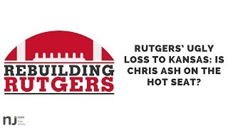 Download Rutgers' ugly loss to Kansas: Is Chris Ash on the hot seat? Video
