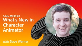 Download What's New in Character Animator with Dave Werner | Adobe MAX 2019 Video