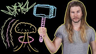 Download Why Shattering Thor's Hammer Would Destroy the Earth! (Because Science w/ Kyle Hill) Video