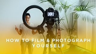 Download How to Film and Photograph Yourself   TECH TALK Video