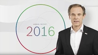 Download Bosch annual report 2016: Dr. Volkmar Denner about agility Video