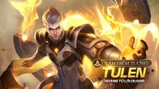 Download [Tâm điểm tướng] Tulen: Hoàng tử lôi quang - Garena Liên Quân Mobile Video