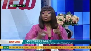 Download TVC News Nigeria Live Video