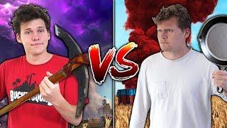 Download EPIC FORTNITE vs. PUBG KILLS CHALLENGE WITH JESSER! Video