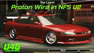 Download Proton wira Tuning Need For Speed Underground 2 Video