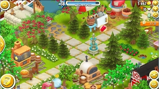 hay day beautiful farm