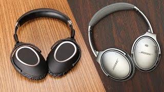Download Who Makes the Best Wireless Headphones? Bose QC35 vs Sennheiser PXC550 Video
