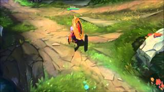 Download [4/21 PBE] Changes to the back of Blood Moon Zilean Video