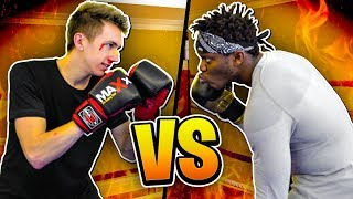 Download BOXING KSI IN THE SIDEMEN HOUSE! Video