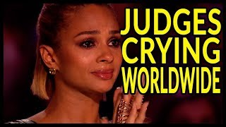 Download Top 10 ″WHEN JUDGES STARTS to CRY on GOT TALENT WORLD! Video