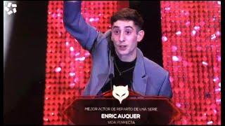 Download 🔴 Premio Feroz 2020 - MEJOR ACTOR DE REPARTO DE UNA SERIE - ENRIC AUQUER SARDA 🔴 Video