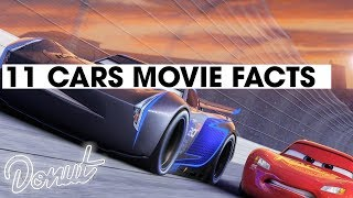 Download CARS 3 - 11 Facts for Car Lovers | Donut Media Video
