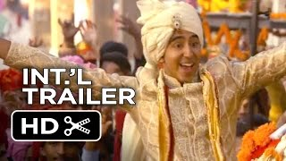 Download The Second Best Exotic Marigold Hotel Official UK Trailer #1 (2015) - Dev Patel, Judi Dench Movie HD Video