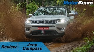 Download Jeep Compass Review - 5 Good/Bad Bits | MotorBeam Video