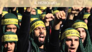 Download Top 10 Most Dangerous Terrorist Organizations in the World Video