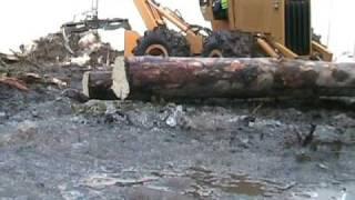 Download RC, Skidding Logs in Spring Video