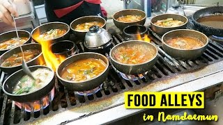Download Shopping at Namdaemun Market and its Hidden Food Alleys Video