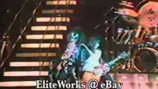 Download KISS-1977 A Day In The Life-Unreleased Tour Documentary (1 of 2) Video