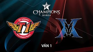 Download [09.08.2018] SKT vs KZ [LCK Mùa Hè 2018][Ván 1] Video