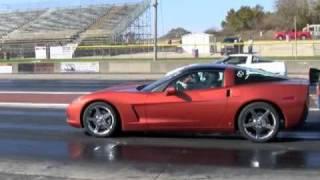 Download 2006 Chevrolet Corvette LS2 1/4 mile Drag Racing Video