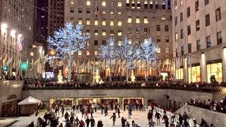Download Christmas Time in New York City Video