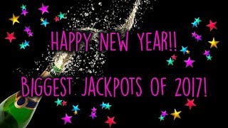 Download 🍾 Happy New Year! 🍾 All my 💰 HANDPAYS 💰 of 2017!!! Video